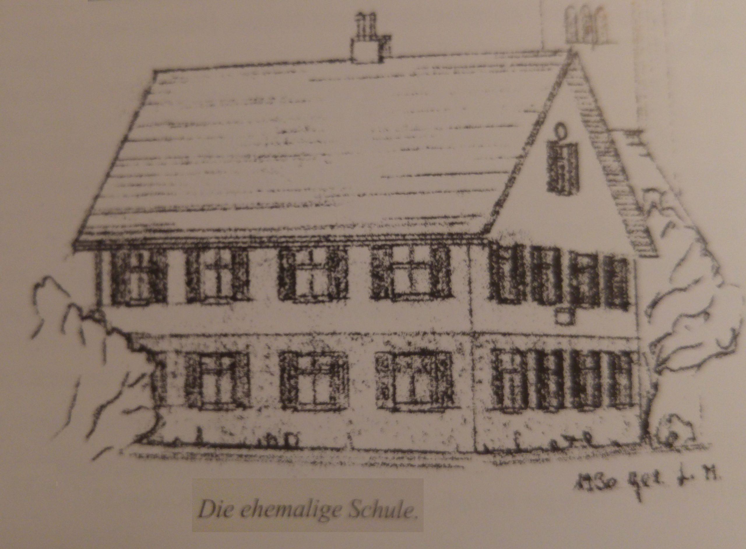 Alte Schule Wolfertschwenden