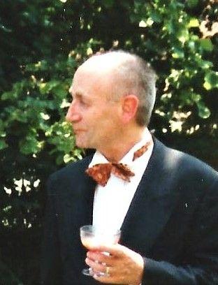 Anton bei Hochzeit 1996